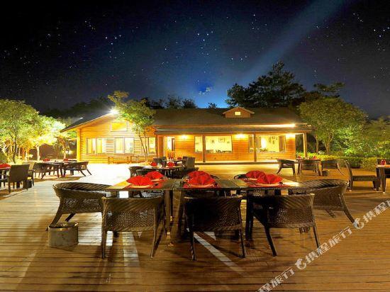 溧陽涵田度假村酒店(Hentique Resort & Spa)咖啡廳