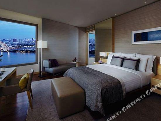 曼谷河畔安凡尼臻選酒店(Avani+ Riverside Bangkok Hotel)阿瓦尼河景小型套房