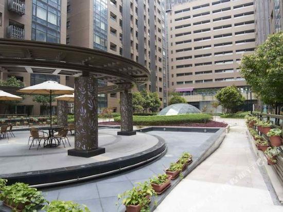 台北大師商旅(Master Hotel)外觀