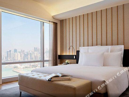 香港萬麗海景酒店(Renaissance Harbour View Hotel Hong Kong)豪華套房