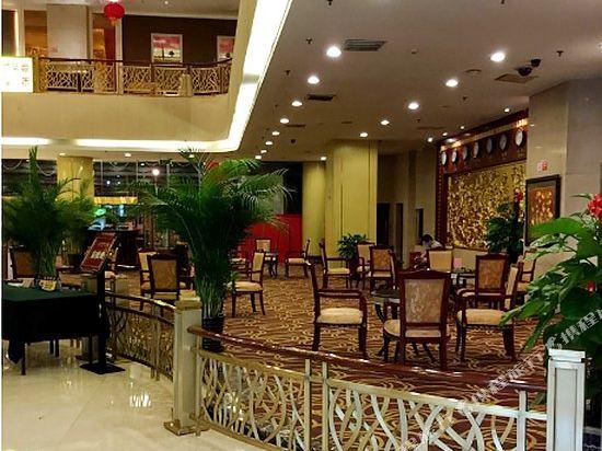 北京華爾頓酒店(原鴻坤國際大酒店)(Walton Hotel)大堂吧