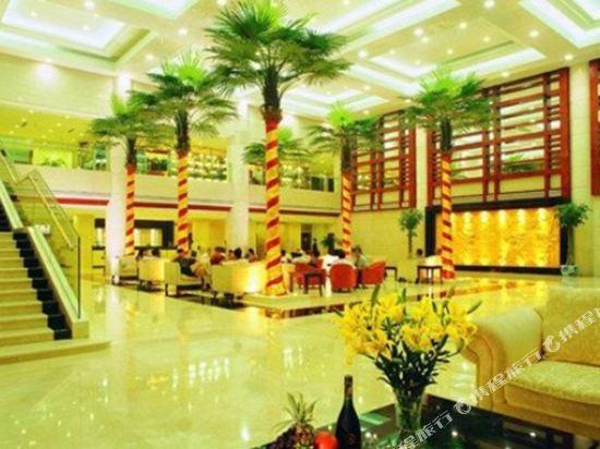 北京天壇飯店(Tiantan Hotel)大堂吧