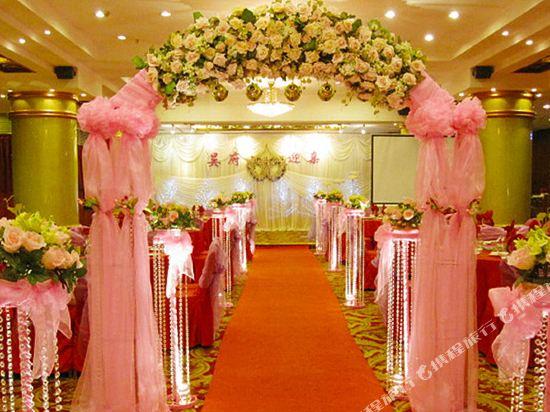 深圳長城大酒店婚宴服務