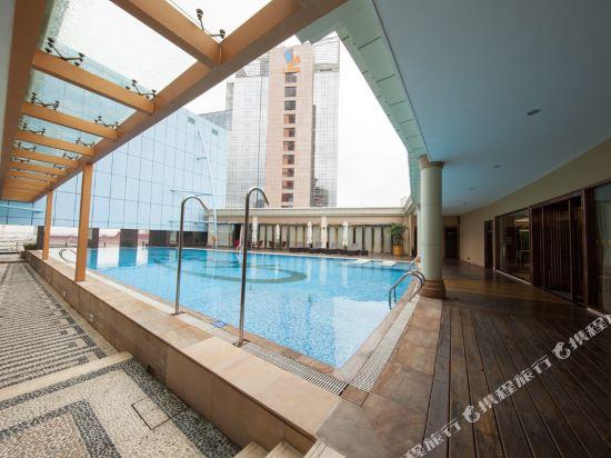 珠海來魅力假日酒店(Charming Holiday Hotel)室外游泳池