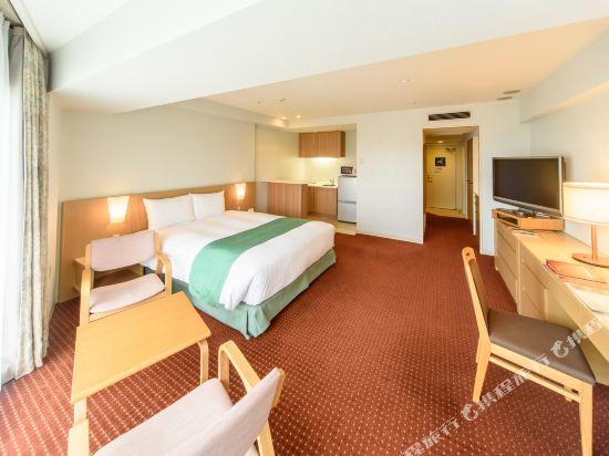 沖繩格蘭美爾度假酒店(Okinawa Grand Mer Resort)聯合工作室房