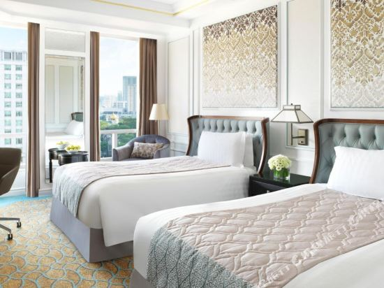 新加坡洲際酒店(InterContinental Singapore)洲際行政客房