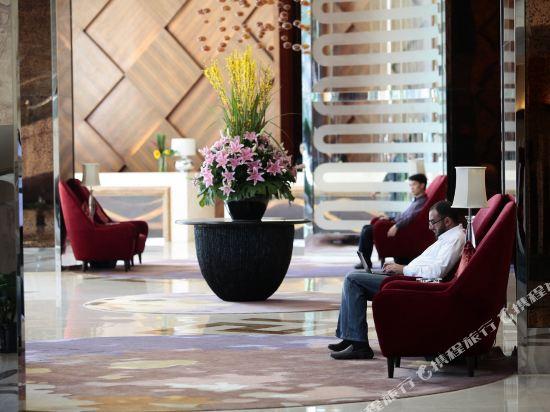 深圳皇軒酒店(Asta Hotels & Resorts Shenzhen)大堂吧