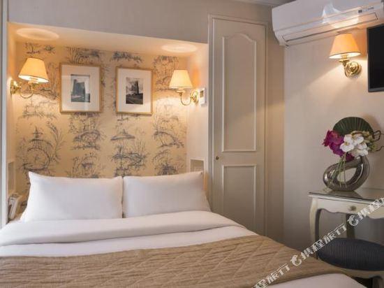 巴黎貝羅酒店(Belloy Saint-Germain Paris)高級房