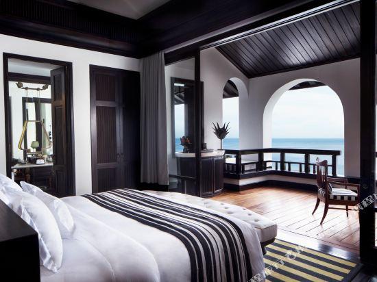 峴港洲際陽光半島度假酒店(InterContinental Danang Sun Peninsula Resort)洲際特大床行政房