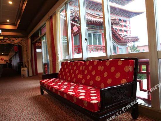 台北圓山大飯店(The Grand Hotel)外觀