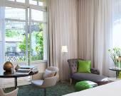 巴黎特羅卡迪羅公園萬麗酒店