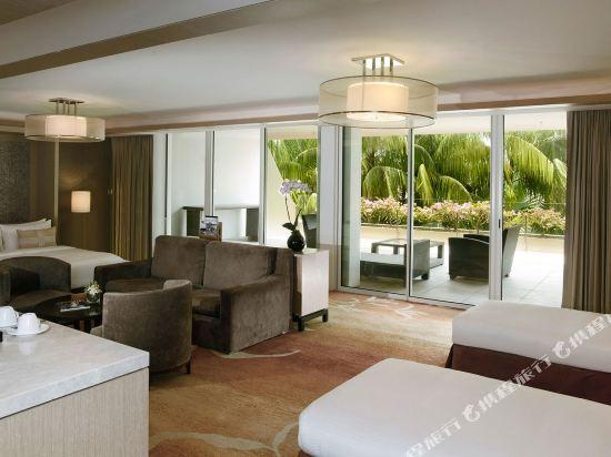 新加坡濱海灣金沙大酒店(Marina Bay Sands Singapore)家庭房