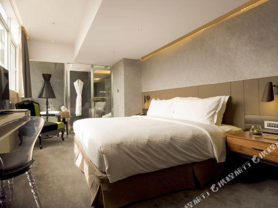 台北有園飯店(U Hotel Taipei)綠樣客房