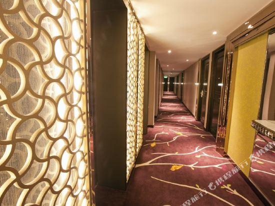 香港灣仔帝盛酒店(Dorsett Wanchai)內景/公共區域