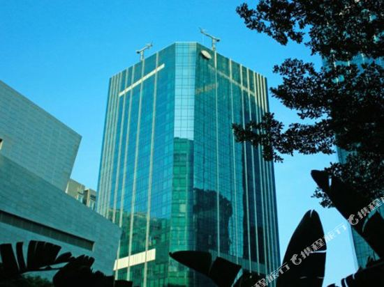 廣州文華東方酒店(Mandarin Oriental Guangzhou)外觀