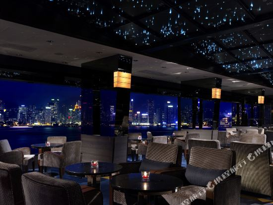 千禧新世界香港酒店(New World Millennium Hong Kong Hotel)酒吧