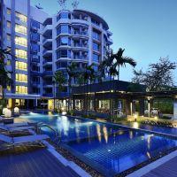 曼谷寓米酒店公寓南林錦分店酒店預訂