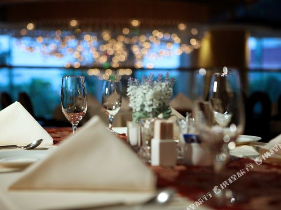 珠海來魅力假日酒店(Charming Holiday Hotel)咖啡廳