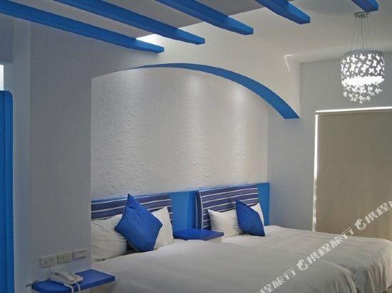墾丁南灣度假飯店(Kenting Nanwan Resorts)1.2樓海景家庭房