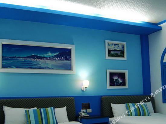 墾丁南灣度假飯店(Kenting Nanwan Resorts)作廢精致(不看海)4人房007