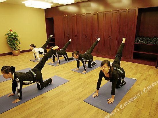 北京麗景灣國際酒店(Lijingwan International Hotel)健身房