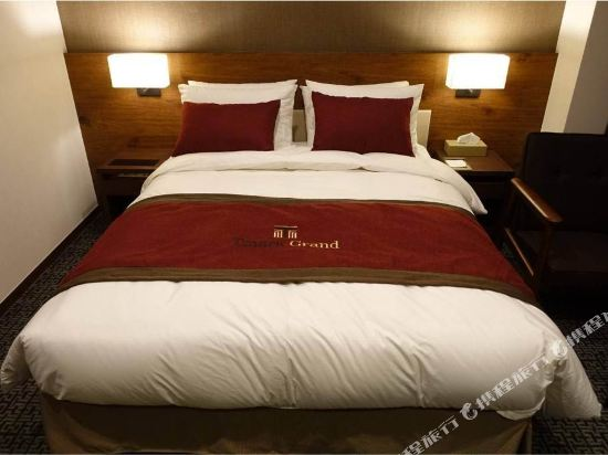首爾帝馬克豪華酒店明洞(Tmark Grand Hotel Myeongdong)標準大床房