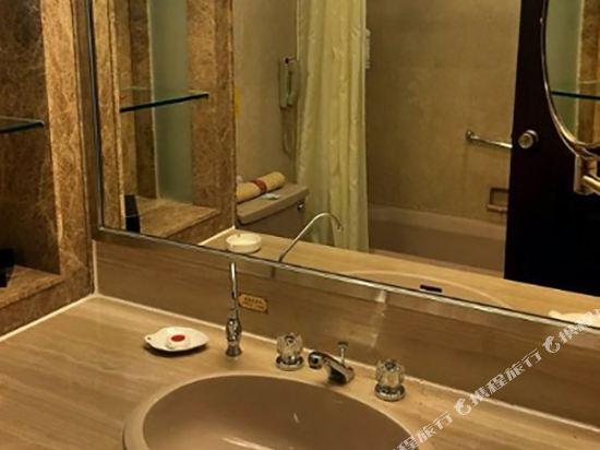 中山國際酒店(Zhongshan International Hotel)高級雙床房