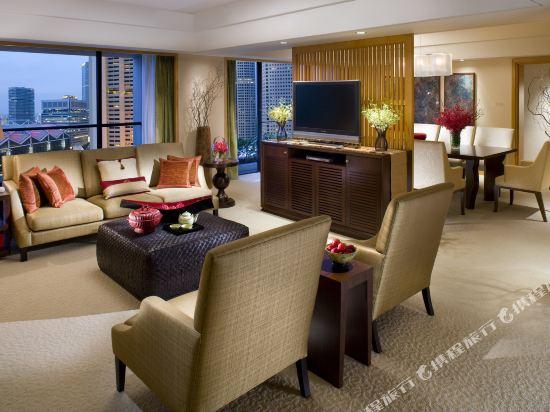 新加坡文華東方酒店(Mandarin Oriental, Singapore)東方套房
