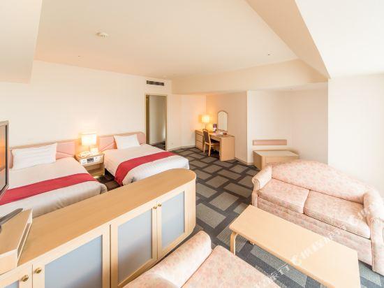 沖繩格蘭美爾度假酒店(Okinawa Grand Mer Resort)豪華房