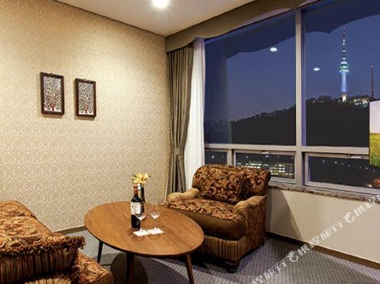 首爾明洞洛伊斯酒店(Loisir Hotel Seoul Myeongdong)Loisir 特技套房