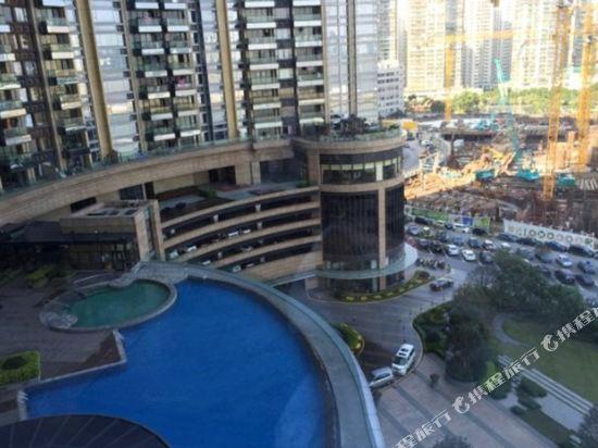 澳門皇冠假日酒店(Crowne Plaza Macau)外觀