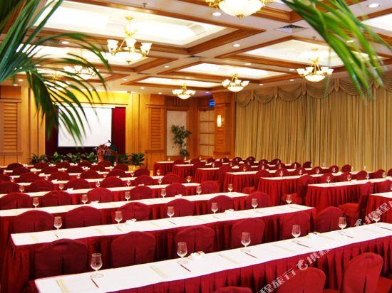 東莞石龍名冠金凱悅酒店(Gladden Hotel (Shilong Town))會議室