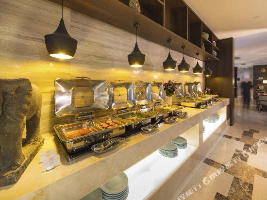上海同文君亭酒店餐廳