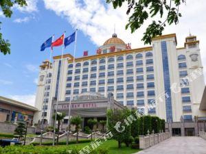 鶴山銀業雁山酒店