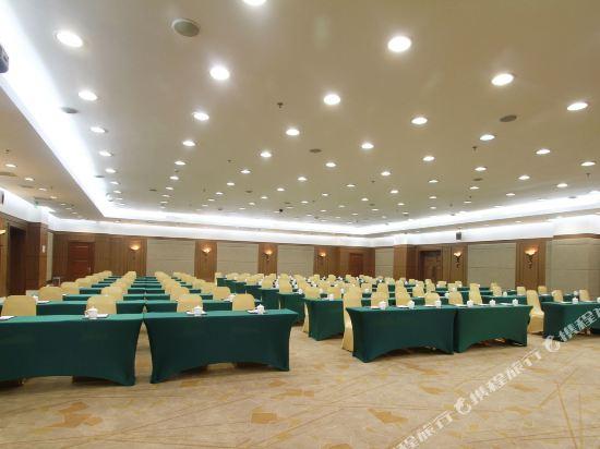 北京京都信苑飯店(Beijing Xinyuan Hotel)會議室