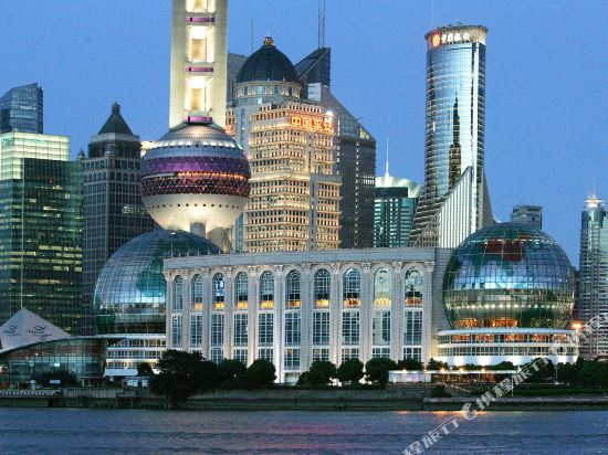 Oriental Riverside Hotel Shanghai (Shanghai International Convention Center)