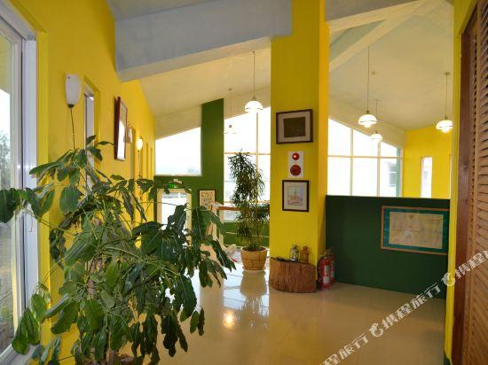 墾丁卡米克(Comic Hostel)內景/公共區域