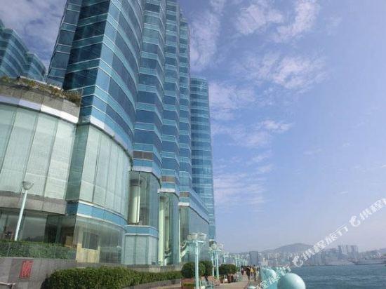 香港九龍海逸君綽酒店(Harbour Grand Kowloon)外觀
