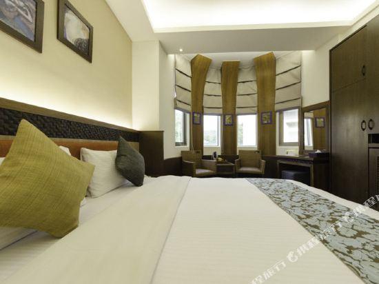 屏東墾丁大街海逸渡假旅店民宿(Haiye Guest House Hostel)精緻雙人房