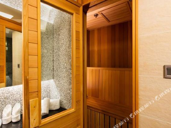 台北北投天玥泉會館(Beitou Hot Spring Resort)經典雙人客房
