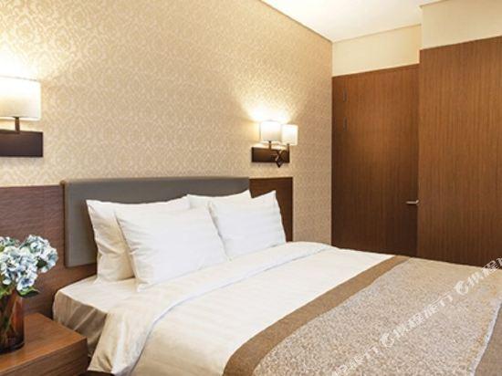 首爾明洞洛伊斯酒店(Loisir Hotel Seoul Myeongdong)小特技套房
