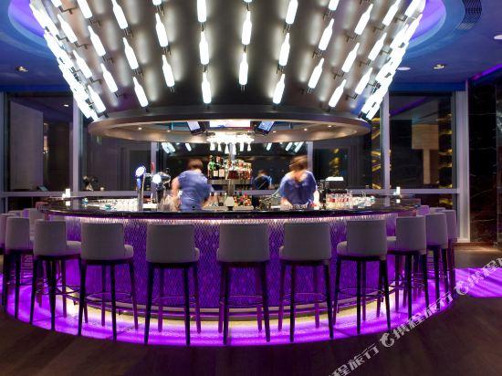 香港銅鑼灣皇冠假日酒店(Crowne Plaza Hong Kong Causeway Bay)酒吧