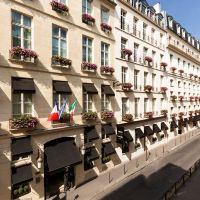 巴黎卡斯蒂耶酒店酒店預訂