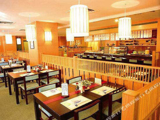 中山國際酒店(Zhongshan International Hotel)餐廳