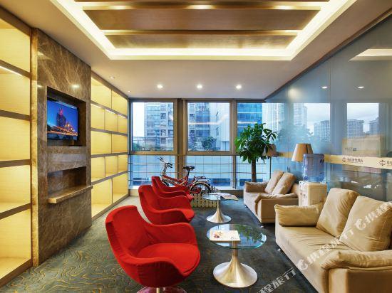 深圳中南海怡酒店大堂吧