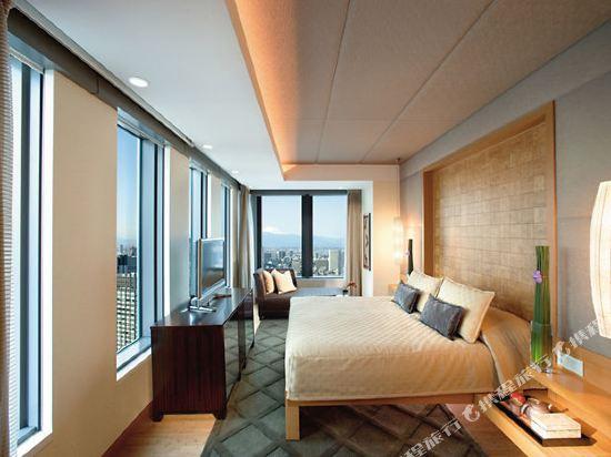東京文華東方酒店(Mandarin Oriental Tokyo)行政套房