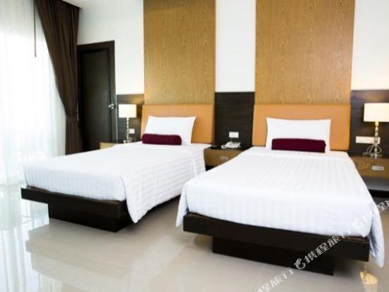 普里瑪旺加瑪酒店(Prima Wongamat Hotel)普瑞瑪豪華房