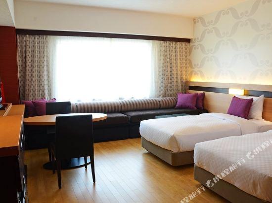 東京大都會東京城飯店(Hotel Metropolitan Edmont Tokyo)東樓翻新家庭房