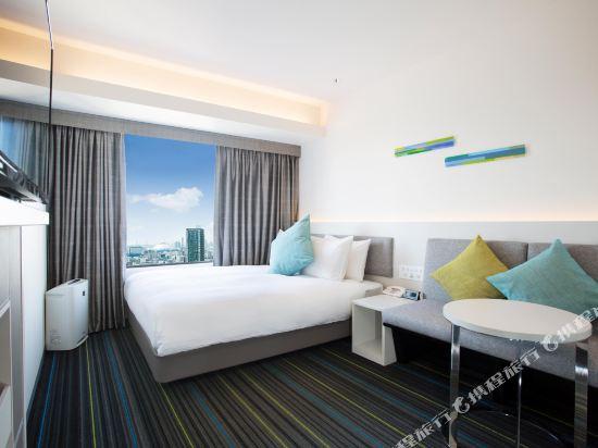 大阪日航酒店(Hotel Nikko Osaka)新高級大床房
