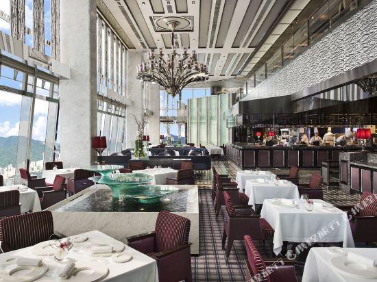 香港麗思卡爾頓酒店(The Ritz-Carlton Hong Kong)餐廳